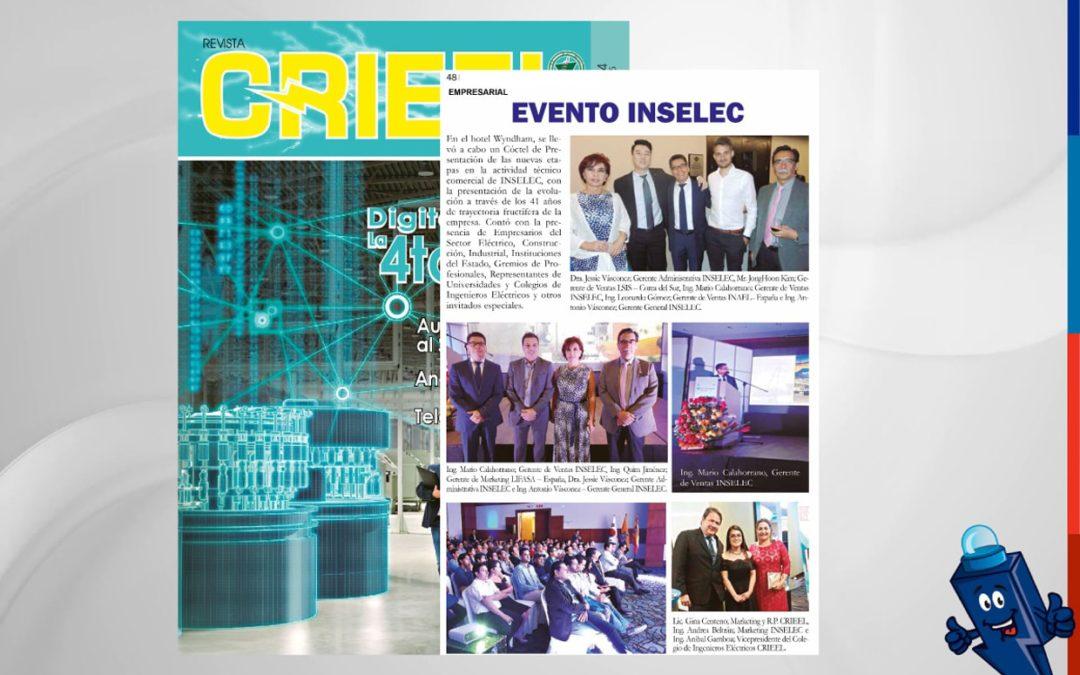 Gran evento Inselec Guayaquil 2018