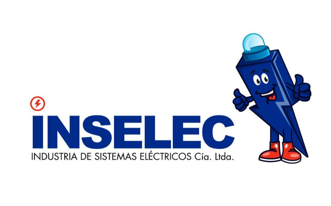 New corporate image Industria de Sistemas Eléctricos Inselec Cía. Ltda.