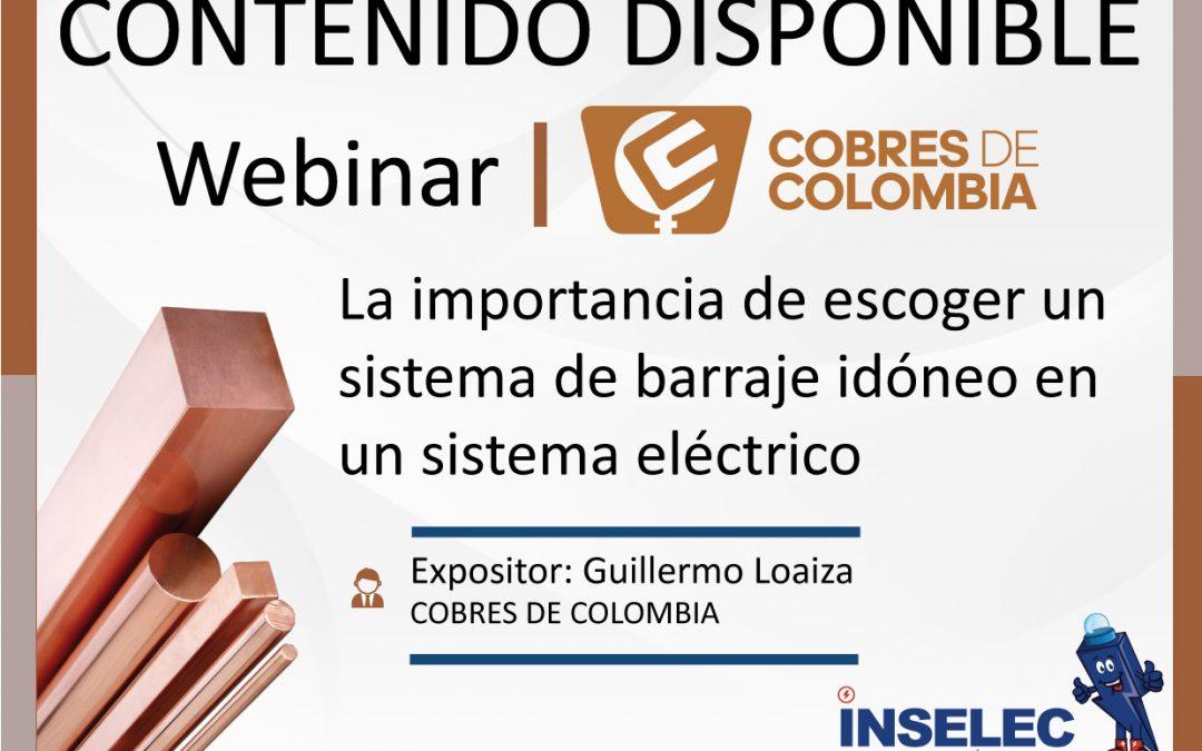WEBINAR COBRES DE COLOMBIA