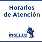 Horarios Inselec